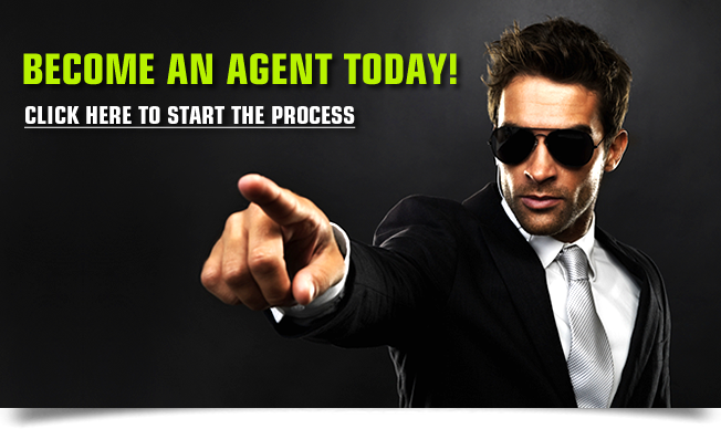 Become an Agent Today!