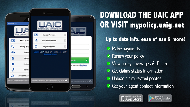 Download the UAIC Mobile App